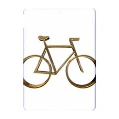 Elegant Gold Look Bicycle Cycling  Apple Ipad Pro 10 5   Hardshell Case
