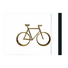 Elegant Gold Look Bicycle Cycling  Apple Ipad Pro 10 5   Flip Case