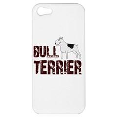 Bull Terrier  Apple Iphone 5 Hardshell Case