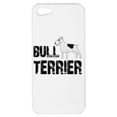 Bull Terrier  Apple Iphone 5 Hardshell Case
