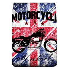 Motorcycle Old School Flap Covers (s)