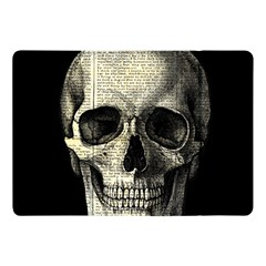 Newspaper Skull Apple Ipad Pro 10 5   Flip Case