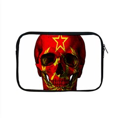 Russian Flag Skull Apple Macbook Pro 15  Zipper Case