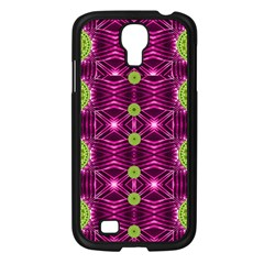 Lillie Of The Valley And Metal Samsung Galaxy S4 I9500/ I9505 Case (black)