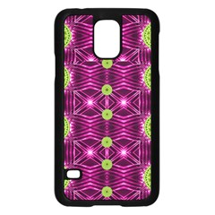 Lillie Of The Valley And Metal Samsung Galaxy S5 Case (black)