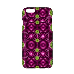 Lillie Of The Valley And Metal Apple Iphone 6/6s Hardshell Case
