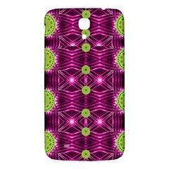 Lillie Of The Valley And Metal Samsung Galaxy Mega I9200 Hardshell Back Case