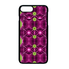 Lillie Of The Valley And Metal Apple Iphone 7 Plus Seamless Case (black)