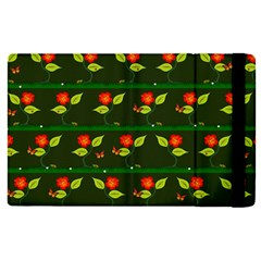 Plants And Flowers Apple Ipad Pro 9 7   Flip Case