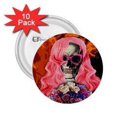 Bride From Hell 2 25  Buttons (10 Pack)