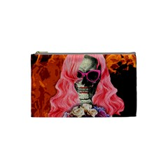 Bride From Hell Cosmetic Bag (small)