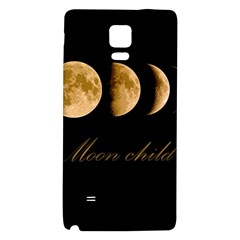 Moon Child Galaxy Note 4 Back Case