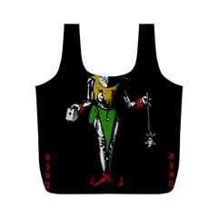 Joker  Full Print Recycle Bags (m)