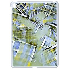 Another Modern Moment Yellow Apple Ipad Pro 9 7   White Seamless Case