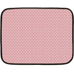 Kisspattern 01 Fleece Blanket (mini)