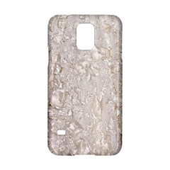 Off White Lace Pattern Samsung Galaxy S5 Hardshell Case