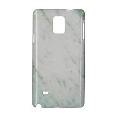 Greenish Marble Texture Pattern Samsung Galaxy Note 4 Hardshell Case