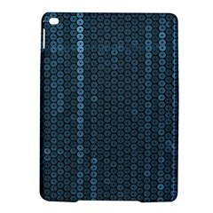 Blue Sparkly Sequin Texture Ipad Air 2 Hardshell Cases