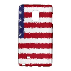 Flag Of The United States America Galaxy Note Edge