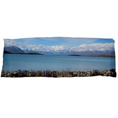 Lake Tekapo New Zealand Landscape Photography Body Pillow Case Dakimakura (two Sides)
