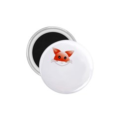 Animal Image Fox 1 75  Magnets