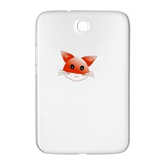 Animal Image Fox Samsung Galaxy Note 8 0 N5100 Hardshell Case