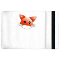 Animal Image Fox Ipad Air 2 Flip
