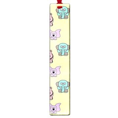 Animals Pastel Children Colorful Large Book Marks