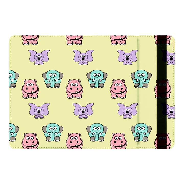 Animals Pastel Children Colorful Apple iPad Pro 10.5   Flip Case
