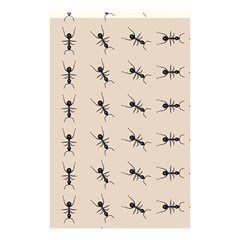 Ants Pattern Shower Curtain 48  X 72  (small)