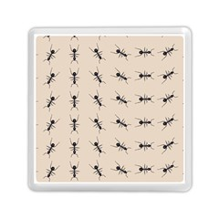 Ants Pattern Memory Card Reader (square)