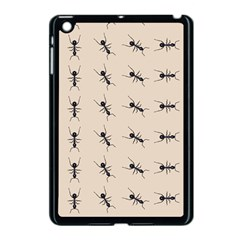 Ants Pattern Apple Ipad Mini Case (black)