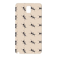 Ants Pattern Samsung Galaxy Note 3 N9005 Hardshell Back Case