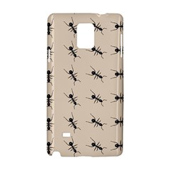 Ants Pattern Samsung Galaxy Note 4 Hardshell Case