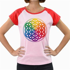 Heart Energy Medicine Women s Cap Sleeve T Shirt