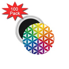 Heart Energy Medicine 1 75  Magnets (100 Pack)