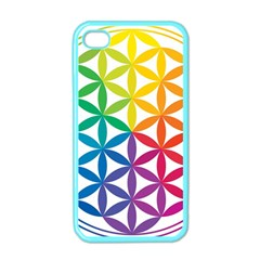 Heart Energy Medicine Apple Iphone 4 Case (color)