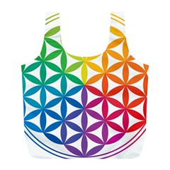 Heart Energy Medicine Full Print Recycle Bags (l)