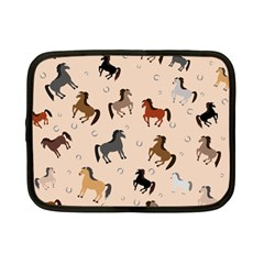 Horses For Courses Pattern Netbook Case (small)