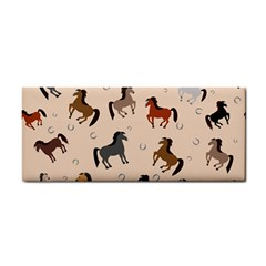 Horses For Courses Pattern Cosmetic Storage Cases