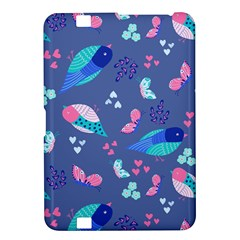 Birds And Butterflies Kindle Fire Hd 8 9
