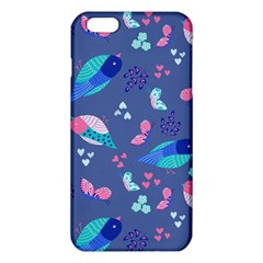 Birds And Butterflies Iphone 6 Plus/6s Plus Tpu Case