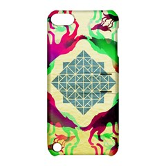Several Wolves Album Apple Ipod Touch 5 Hardshell Case With Stand