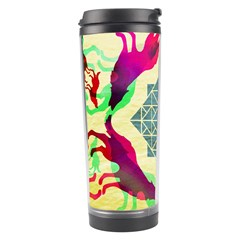 Several Wolves Album Travel Tumbler
