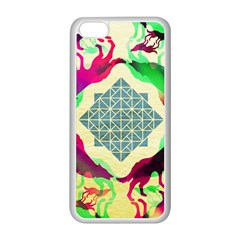 Several Wolves Album Apple Iphone 5c Seamless Case (white)