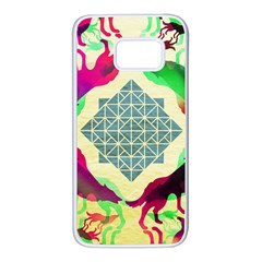 Several Wolves Album Samsung Galaxy S7 White Seamless Case