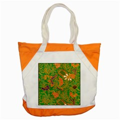 Art Batik The Traditional Fabric Accent Tote Bag