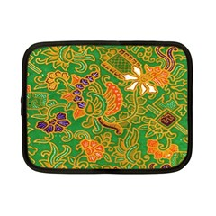 Art Batik The Traditional Fabric Netbook Case (small)