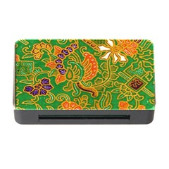 Art Batik The Traditional Fabric Memory Card Reader With Cf