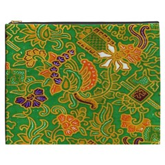 Art Batik The Traditional Fabric Cosmetic Bag (xxxl)